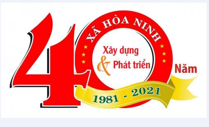 HÒA NINH 40 NĂM XÂY DỰNG VÀ PHÁT TRIỂN